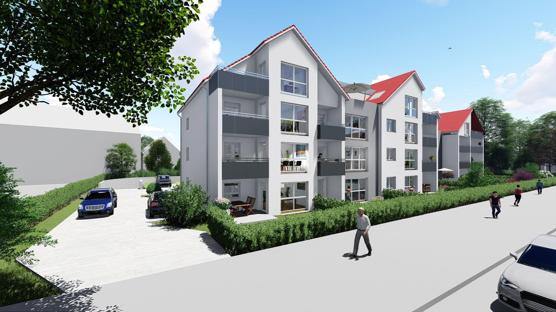 E-Mail schreiben an Nägele BAU Bauunternehmen Planungsbüro Bauträger ...