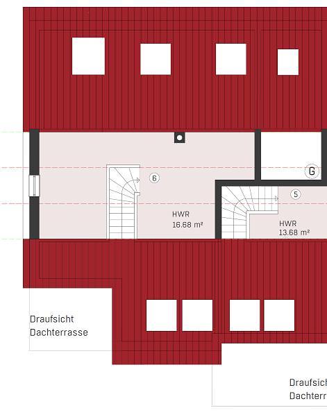Immobilien Offene Treppe Wohnzimmer : Wohnung im dg fam haus